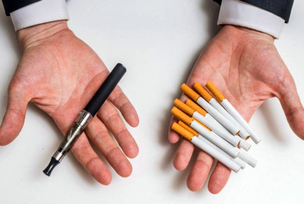 How vaping can help you quit smoking